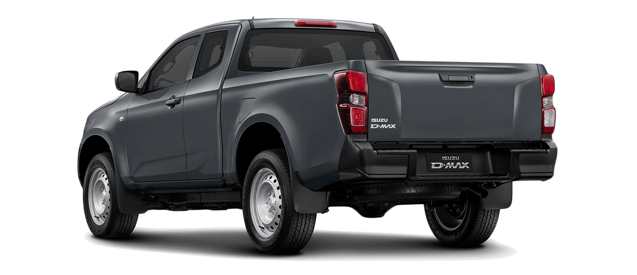 ISUZU_D-Max_SPACE_N60B_Obsidian Gray_back