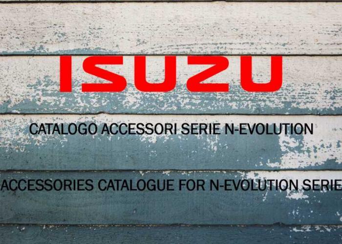 Catalogo accessori Serie N - Giugno 2019