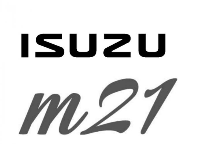 Catalogo Isuzu M21