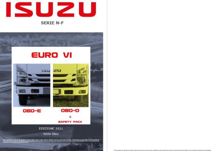 Catalogo e listino prezzi Serie N - F Euro VI OBD-D Safety Pack e OBD-E