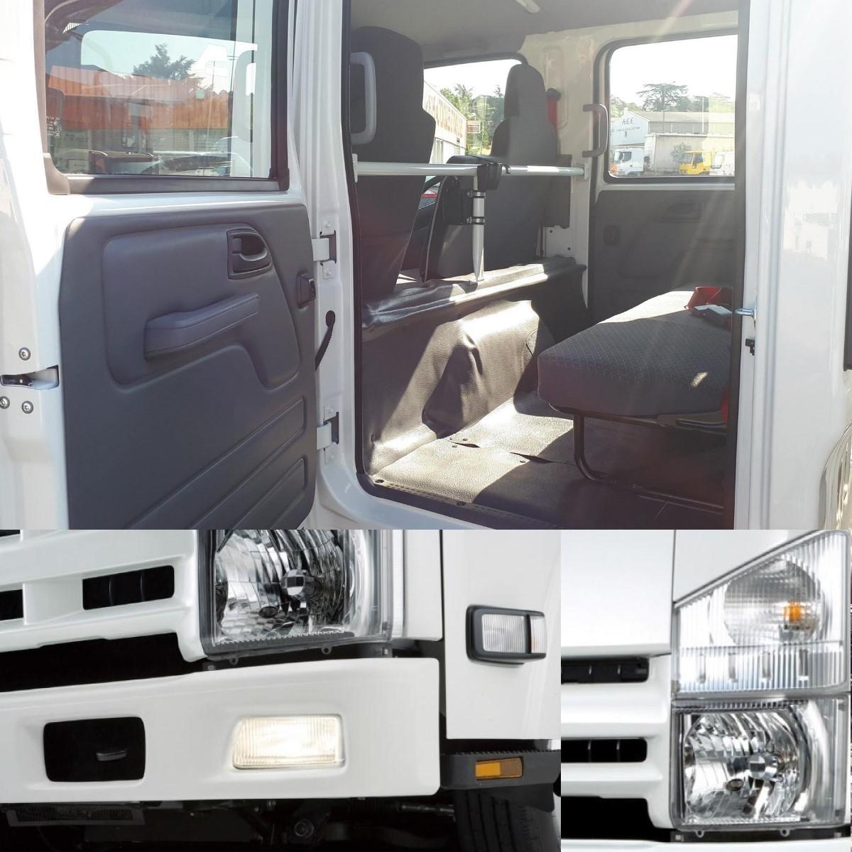 Isuzu M21 Double Cab Sicurezza