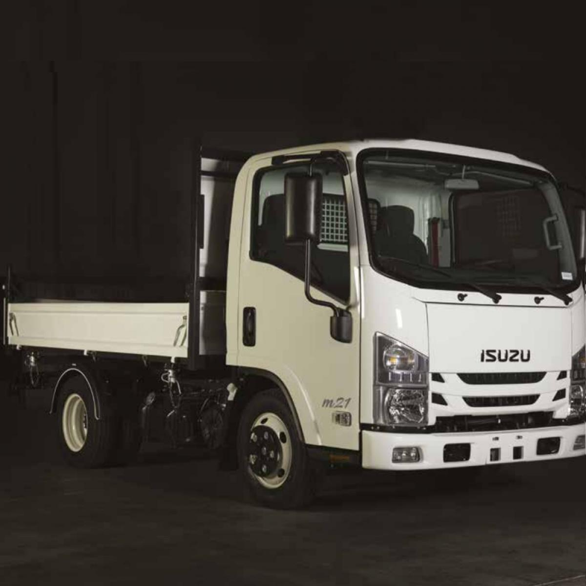 Isuzu M21 Single Tire Usabilita