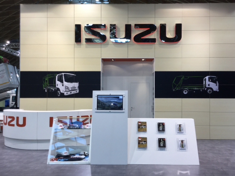 Isuzu ad Ecomondo 2019_5