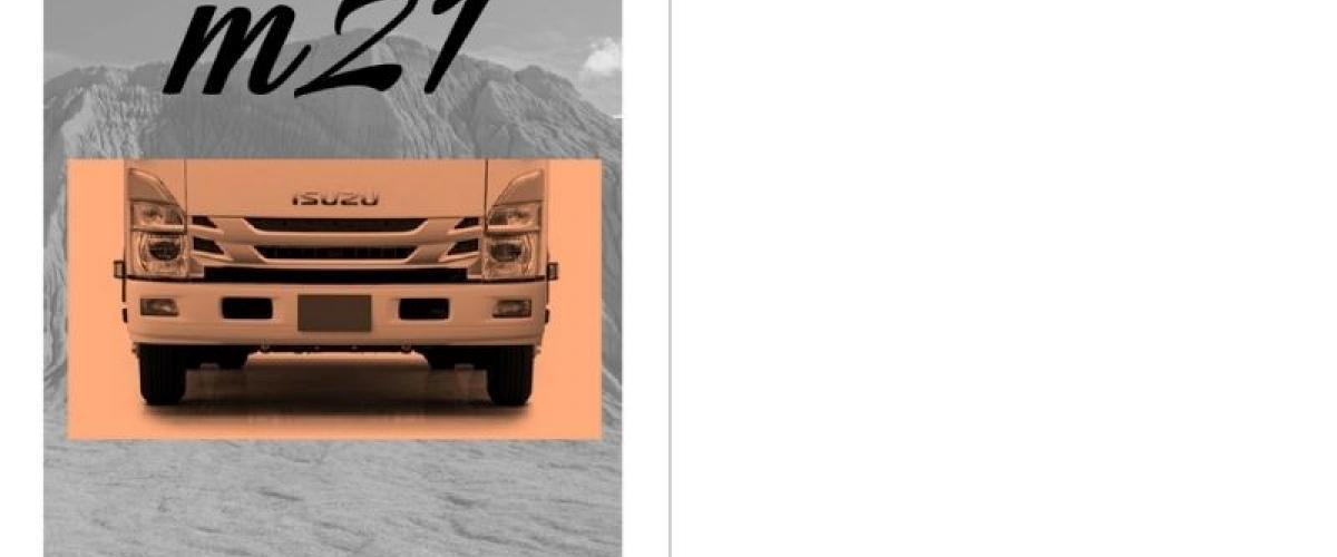 Listino prezzi e scheda tecnica Isuzu M21 - May 2021
